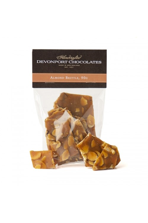 Roasted Almond Brittle