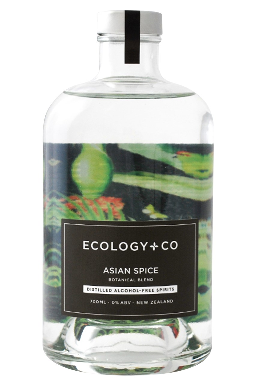 Asian Spice Distilled Alcohol-Free Spirits