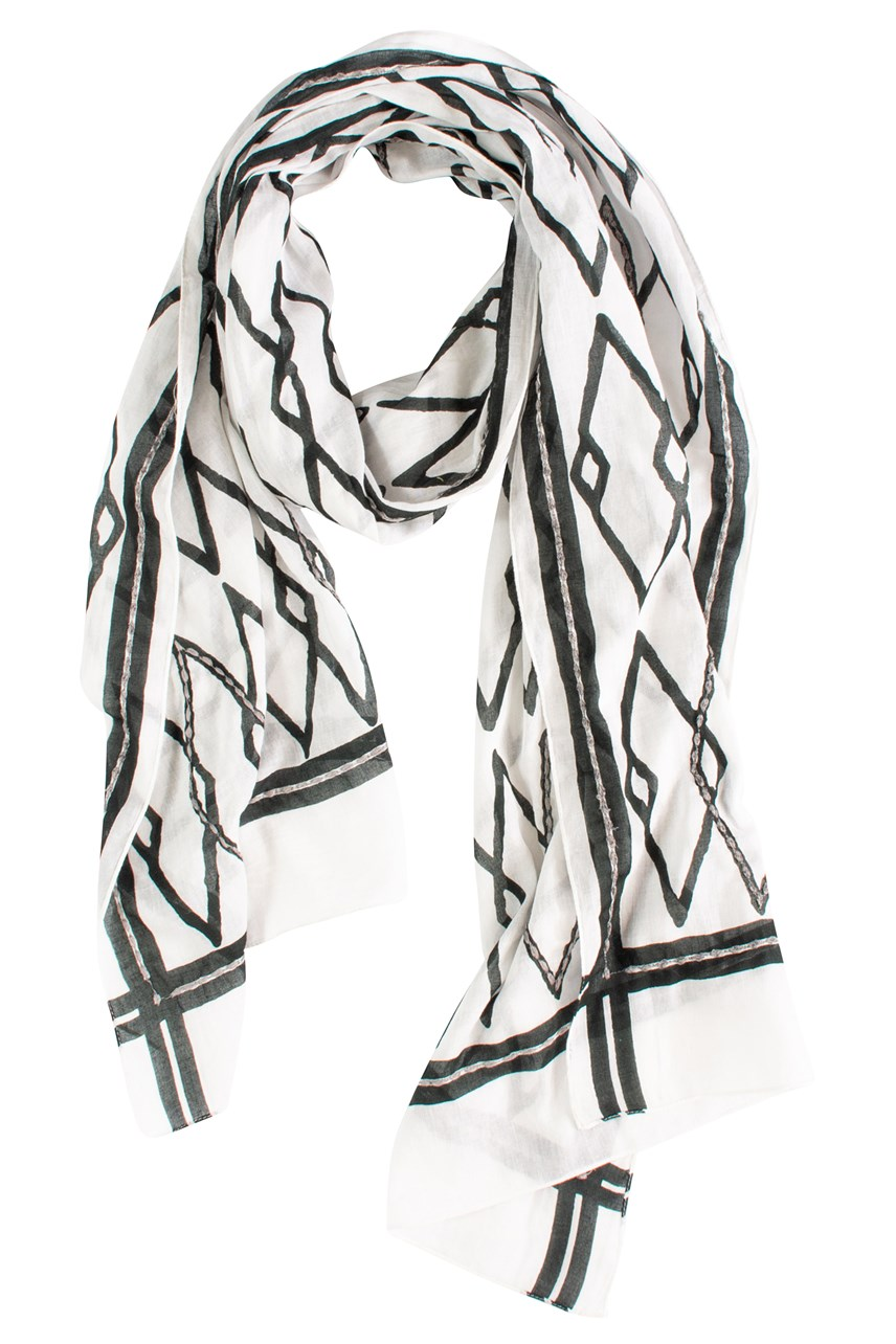 Cross The Line Scarf