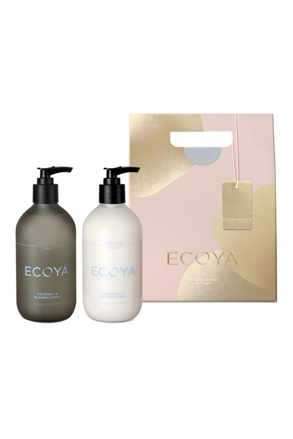 Coconut & Elderflower Bodycare Gift Set