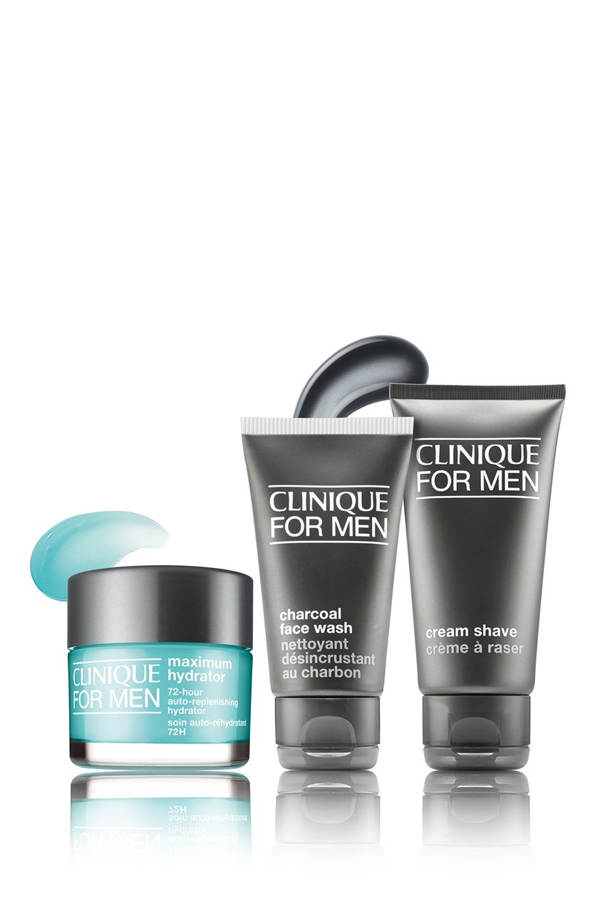 Clinique For Men Set - Daily Intense Hydration