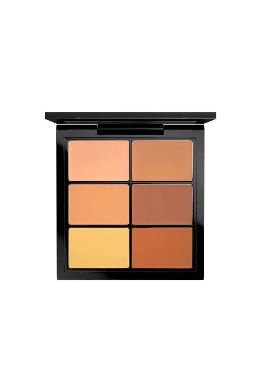 Studio Conceal and Correct Palette: Medium Deep