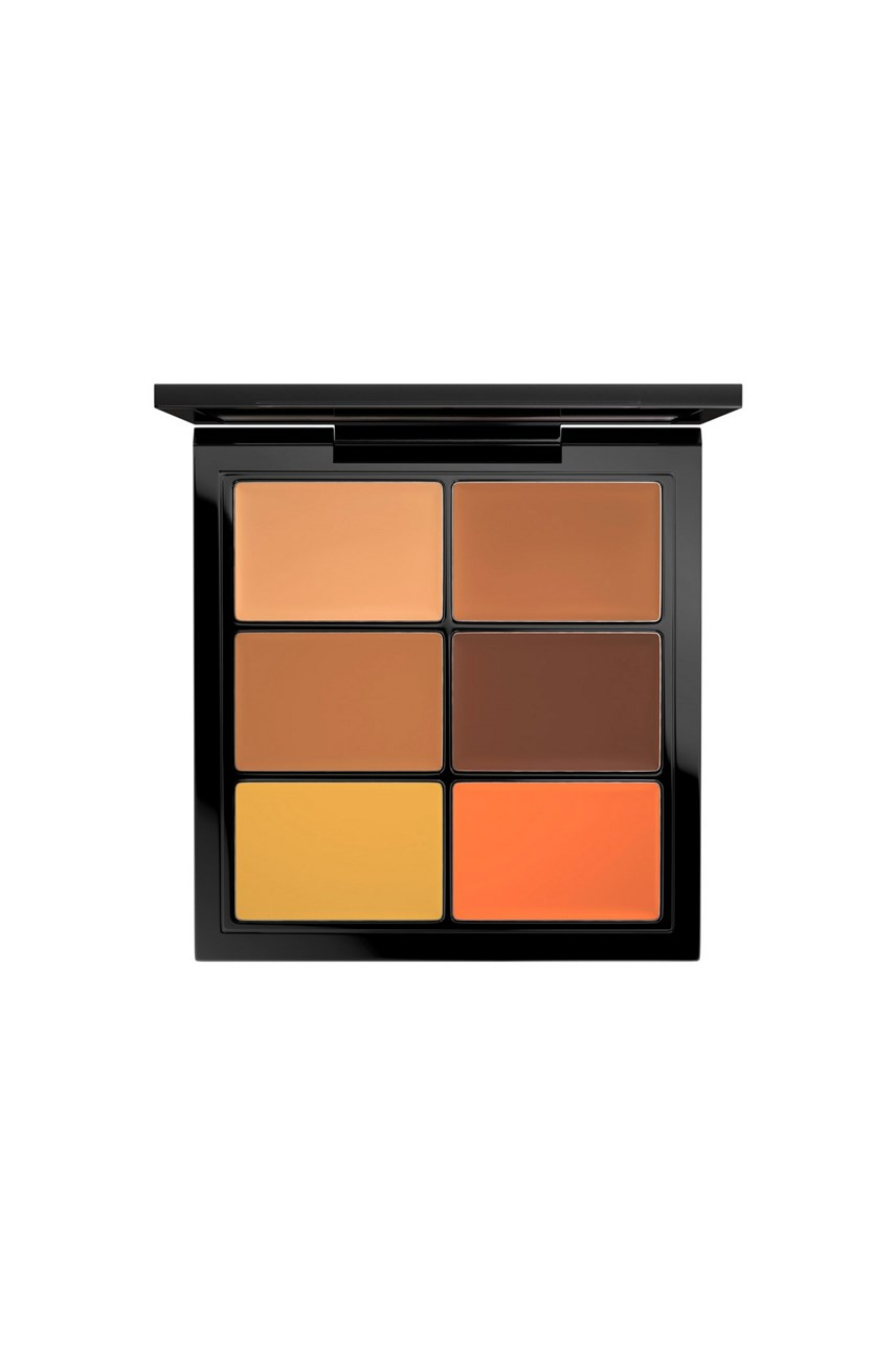 Studio Conceal and Correct Palette: Dark