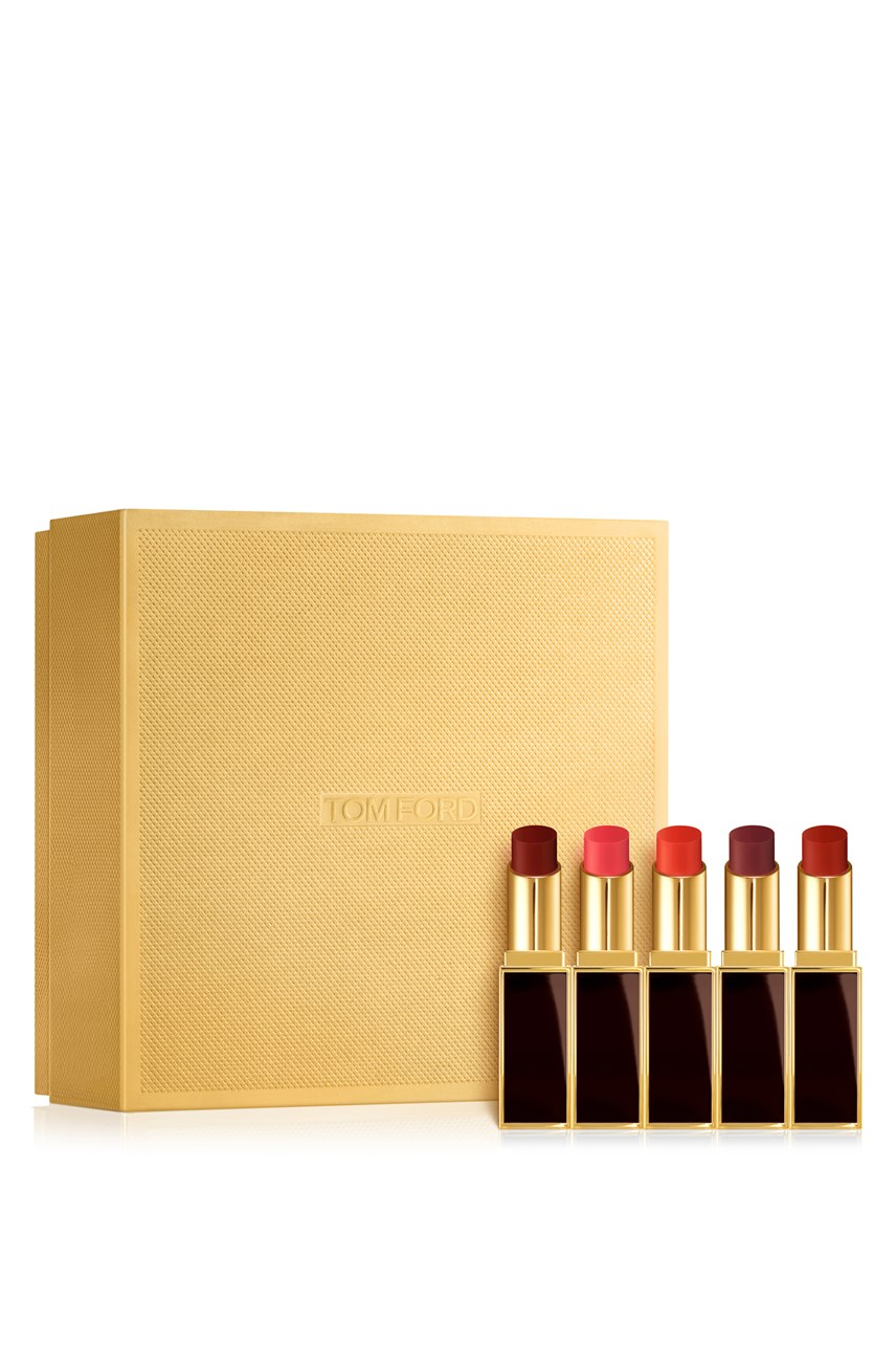 Most Wanted Lip Color Satin Matte Set
