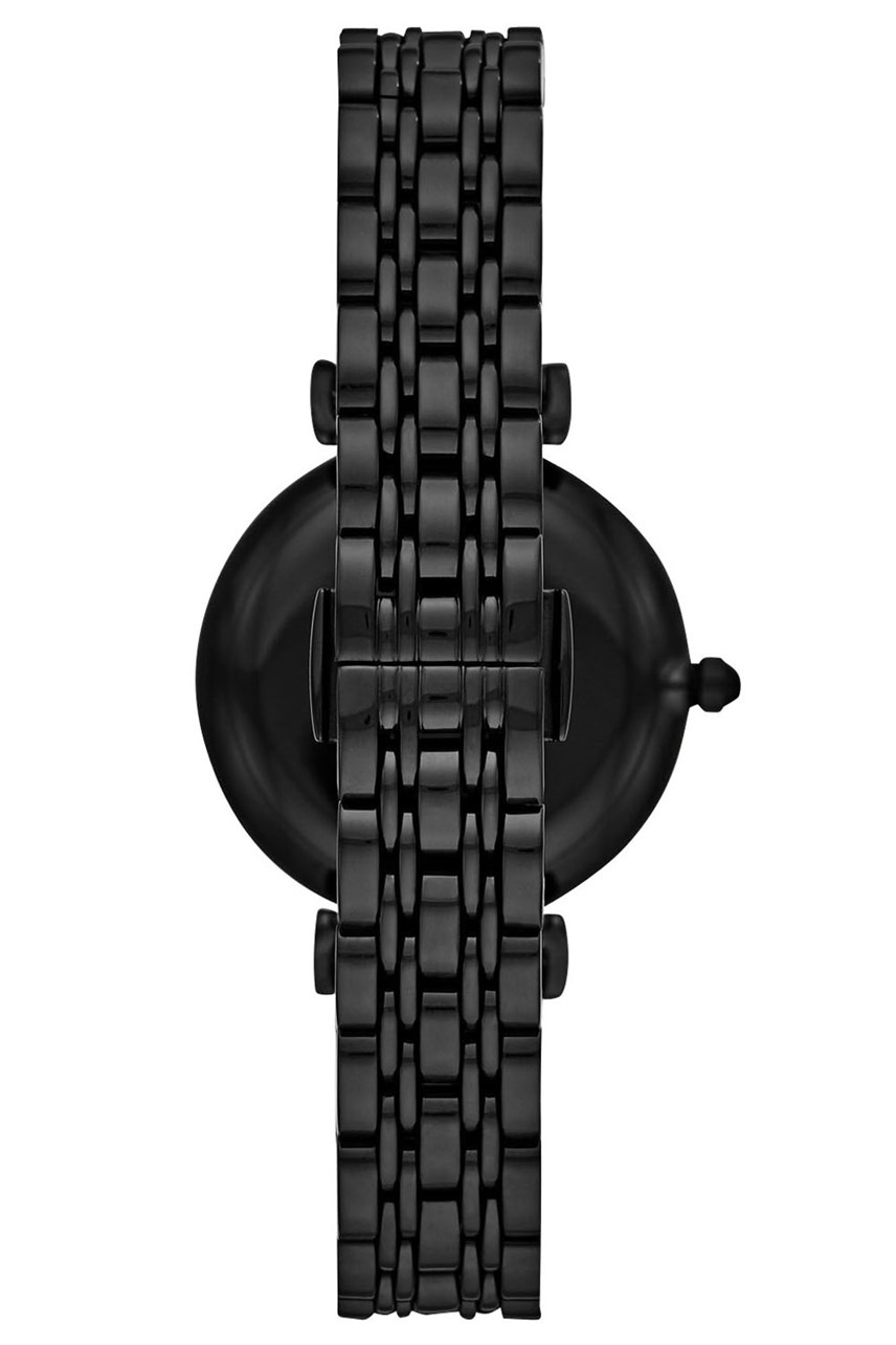 Women's Black Analogue Watch
