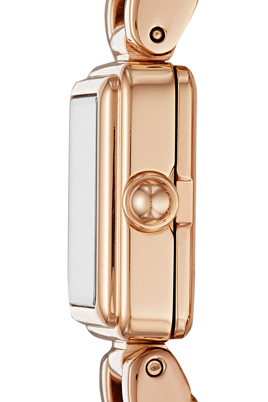 Women's Vic Rose Gold-Tone Analogue Watch