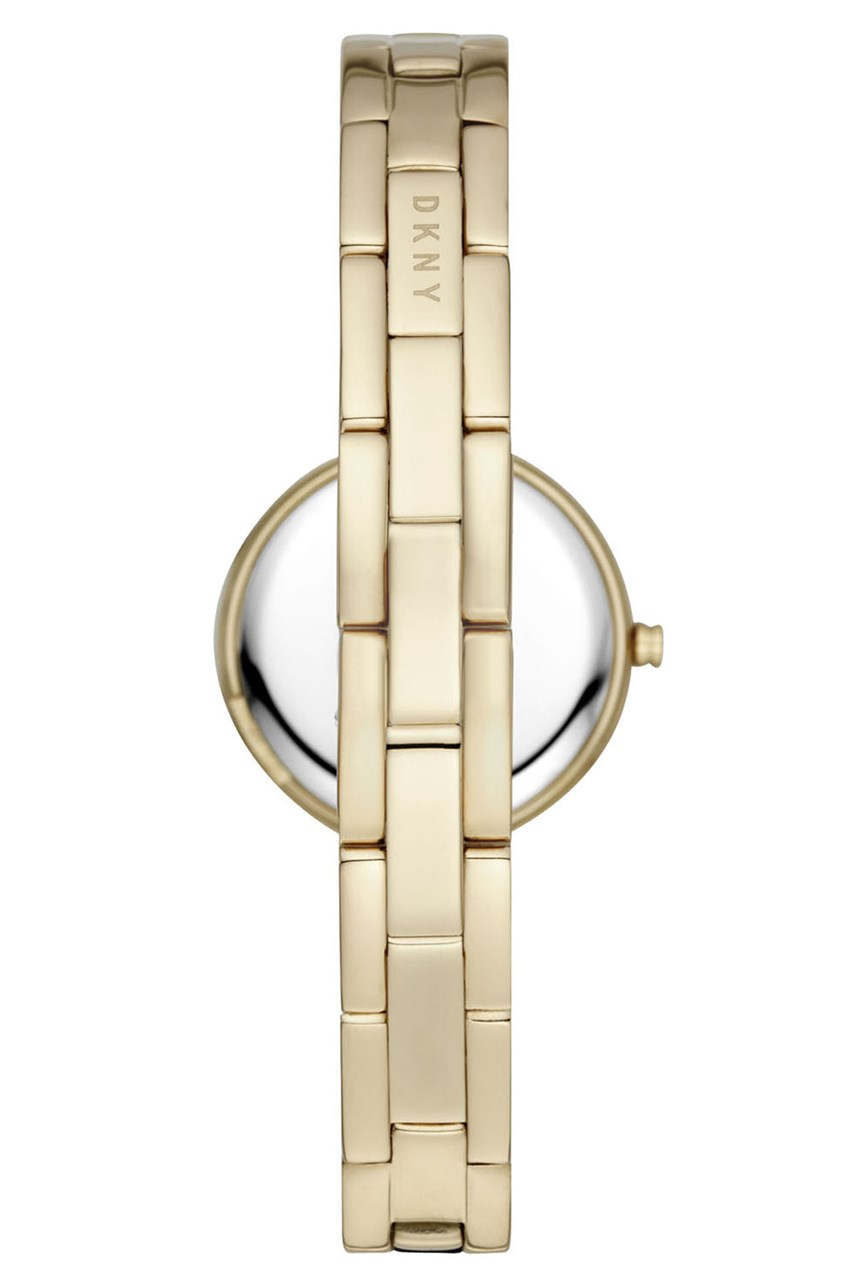 City Link Gold-Tone Analogue Watch