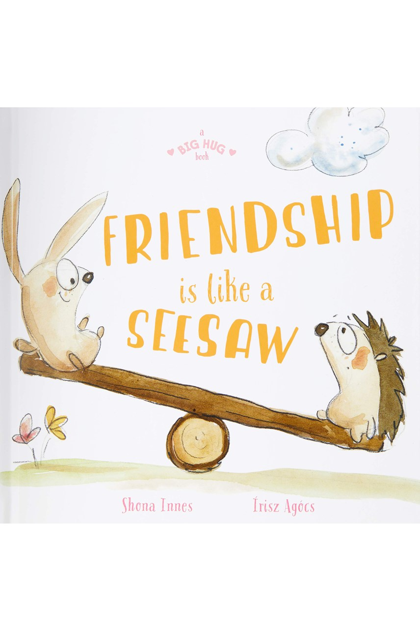 A Big Hug Book: Friendship Is Like A Seesaw