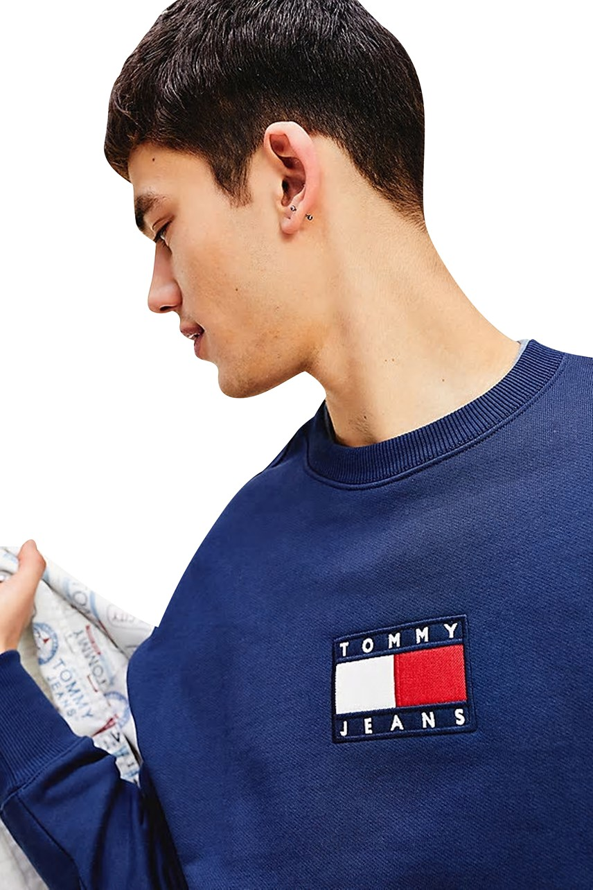 Small Flag Sweatshirt