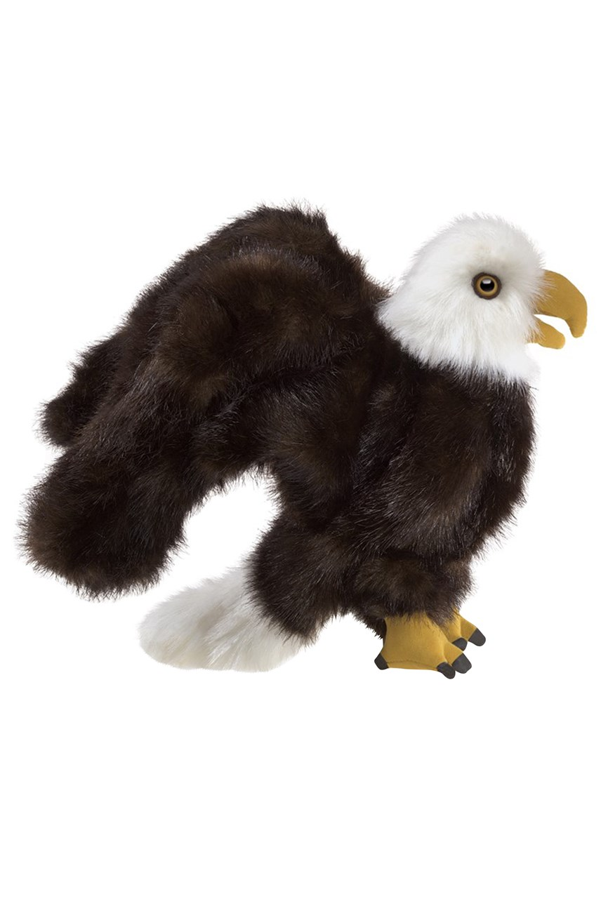Small Eagle Puppet