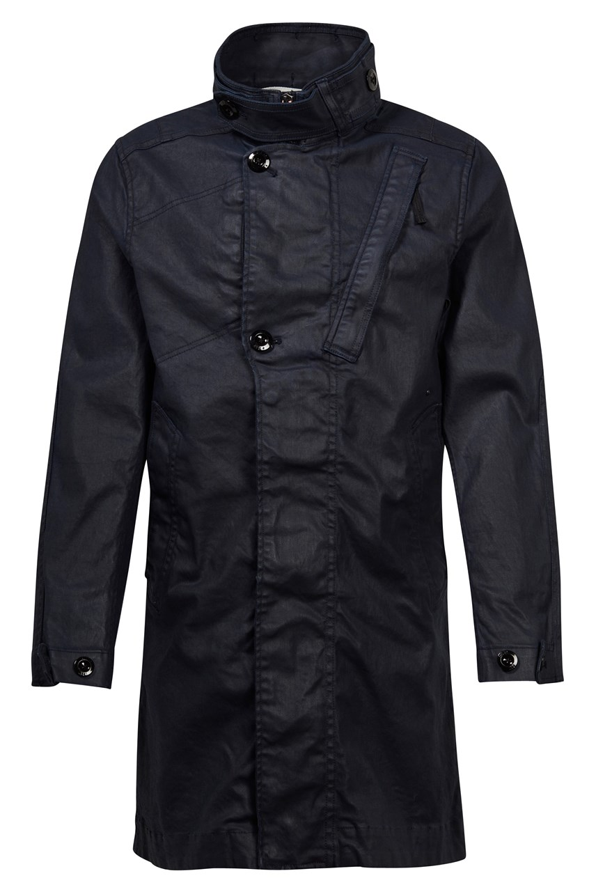 Citishield Denim Coat