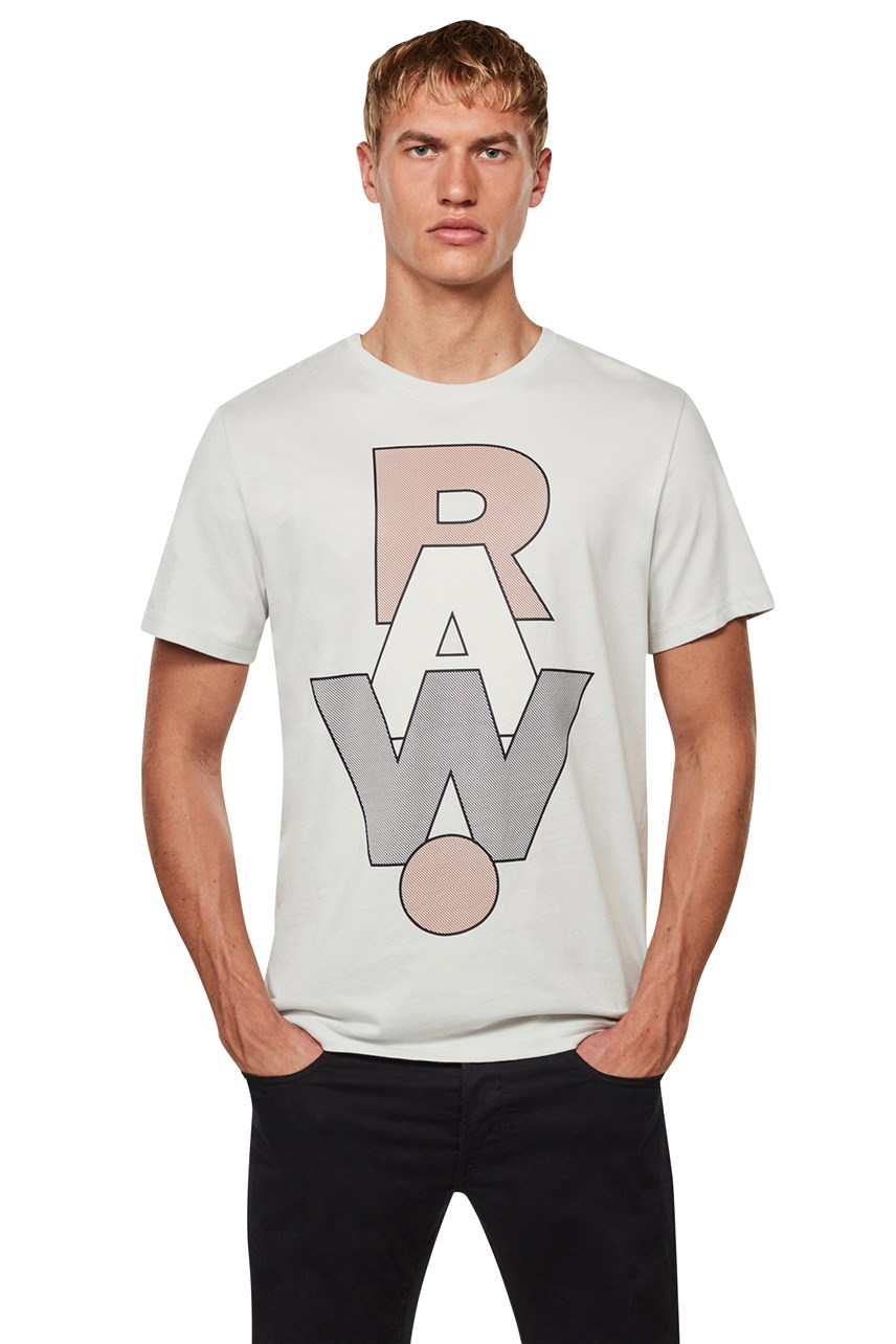 Raw Graphic T-Shirt