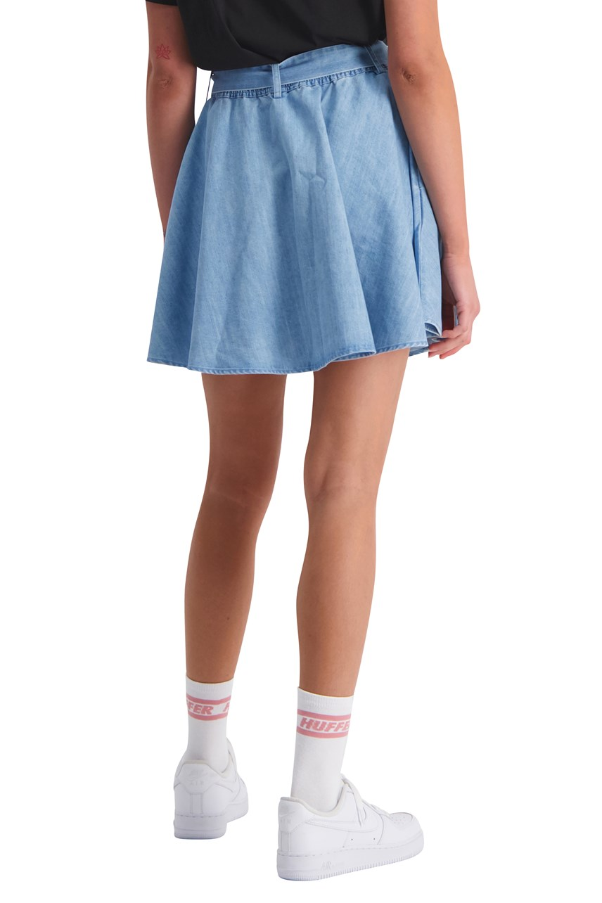 Chambray Zephyr Skirt