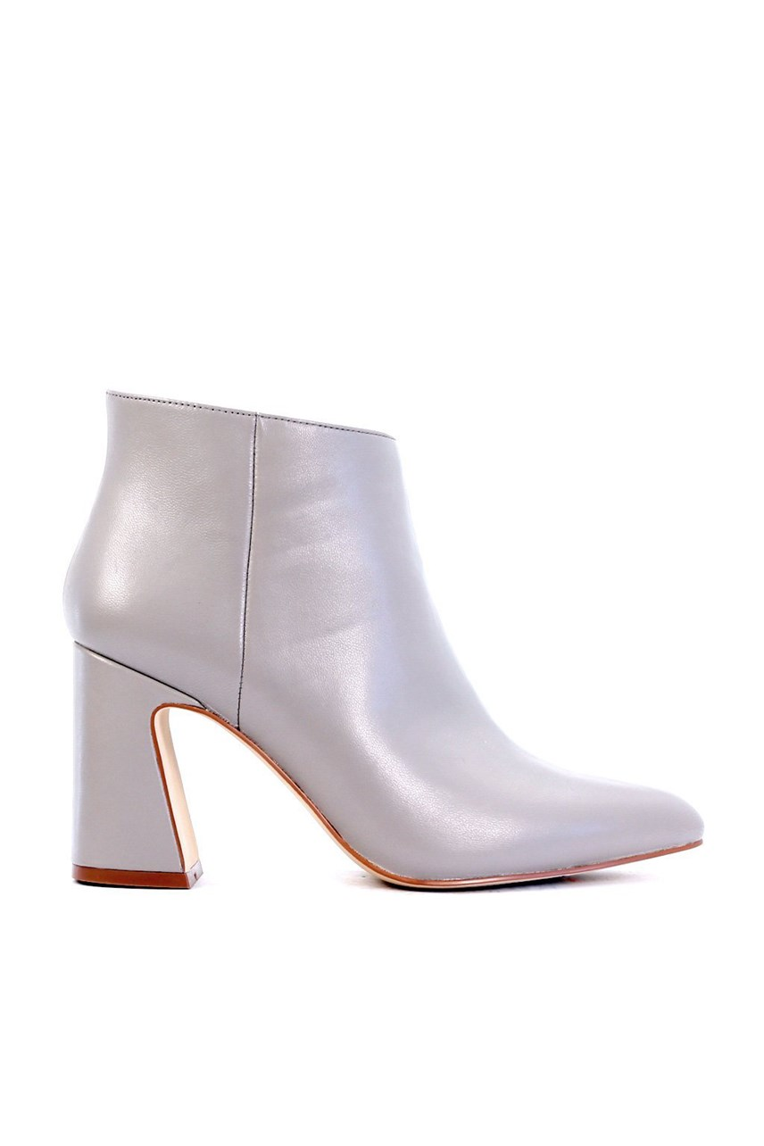 Show Leather Ankle Boot