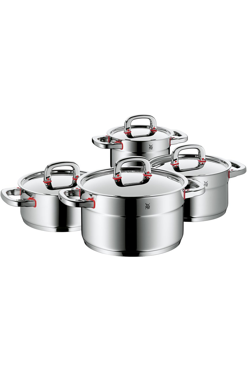 'Premium One' Cool+ Cookware Set 4 Piece