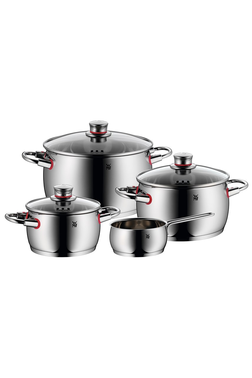 'Quality One' Cool+ Cookware Set 4 Piece