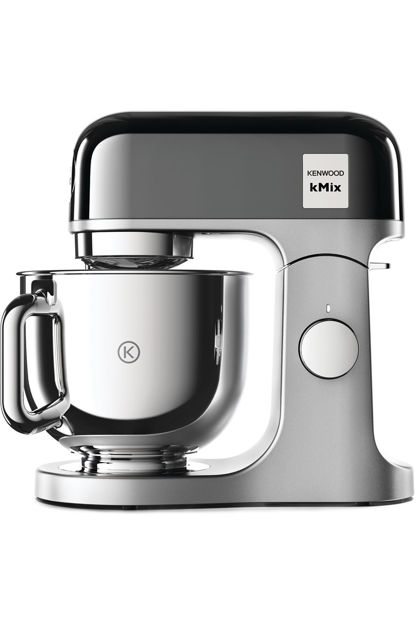 kMix Stand Mixer - Black Chrome