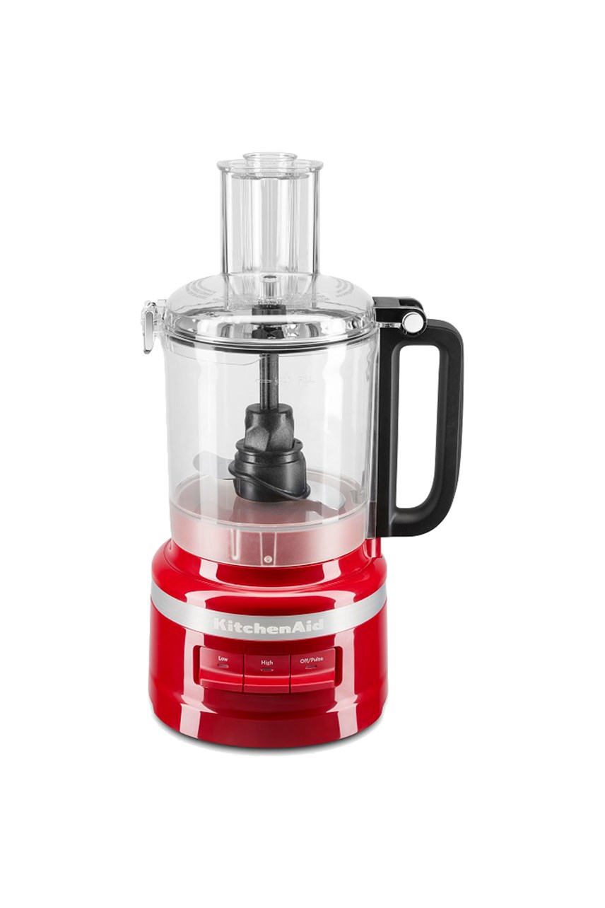 9 Cup Food Processor - Empire Red