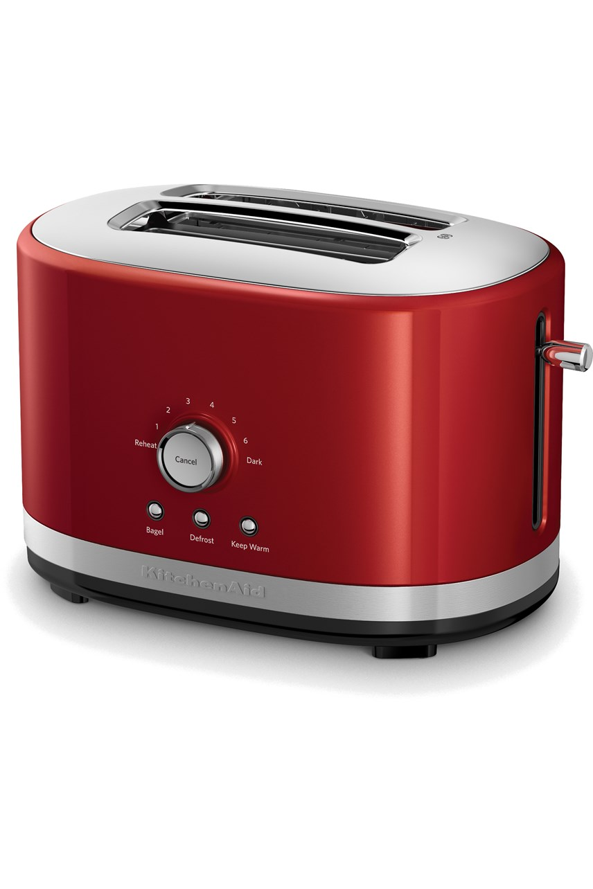 2 Slice Red Toaster - KMT2116