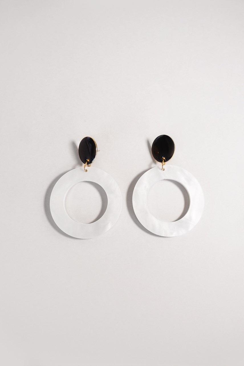 Margo Hoop Earrings