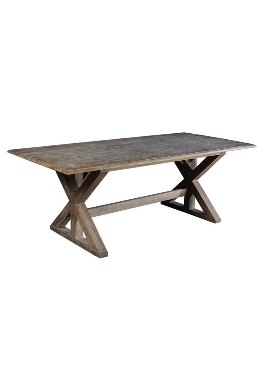 Jacques Oak Dining Table