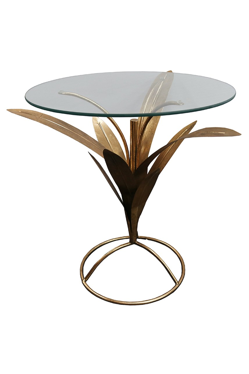 Flax Leaf Table