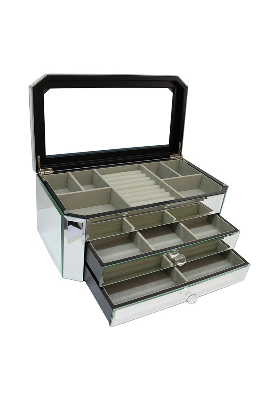 Jewellery Box - Clear Style 1