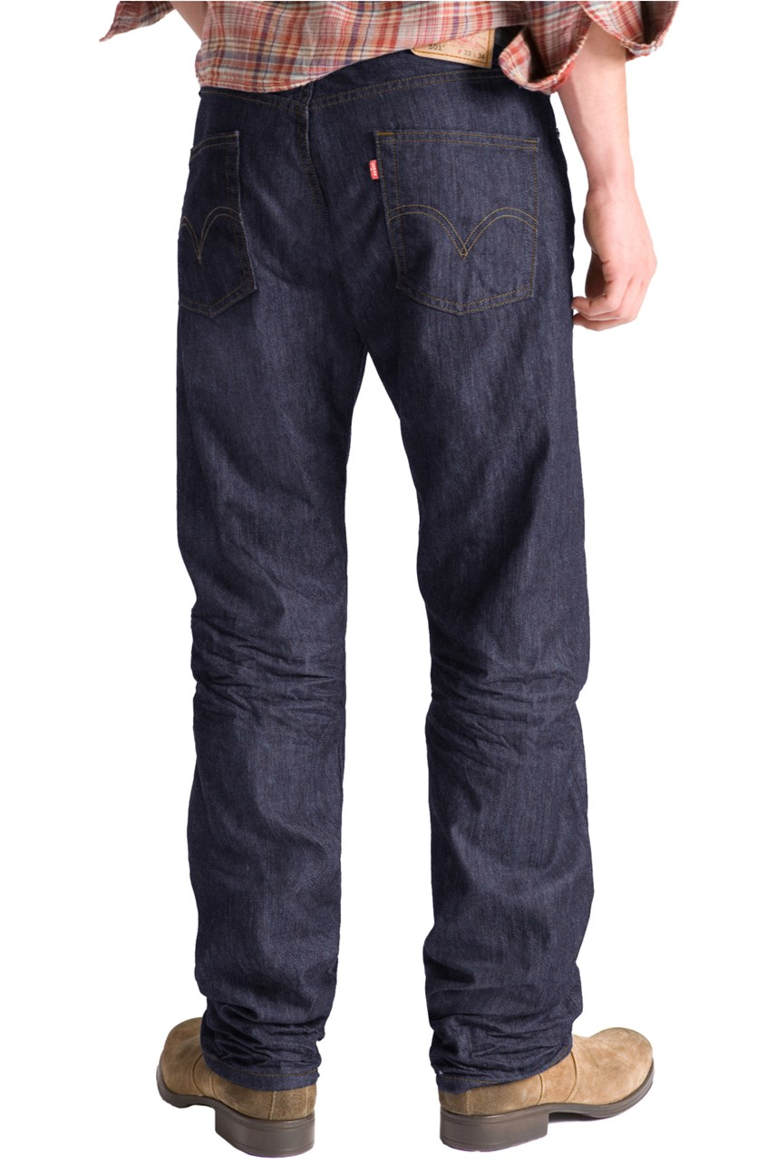 Red Tab 501™ Straight Cut Button Fly Jeans