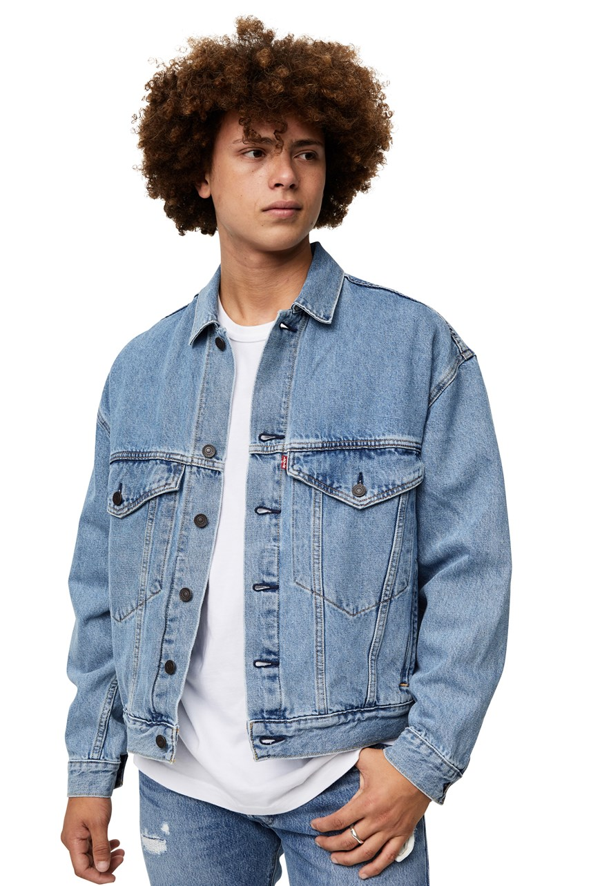 Stay Loose Trucker Jacket