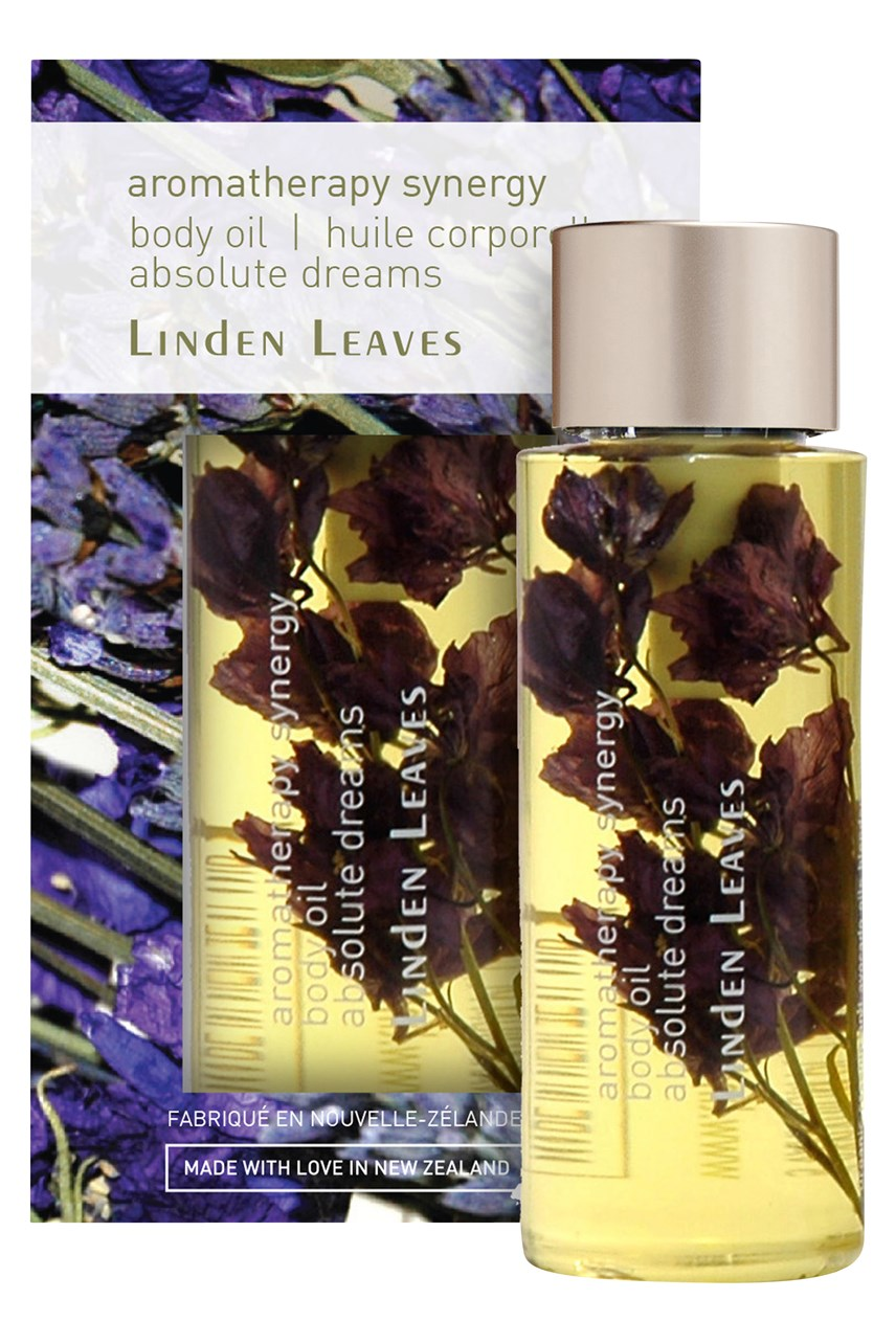 Aromatherapy Synergy Body Oil - Absolute Dreams