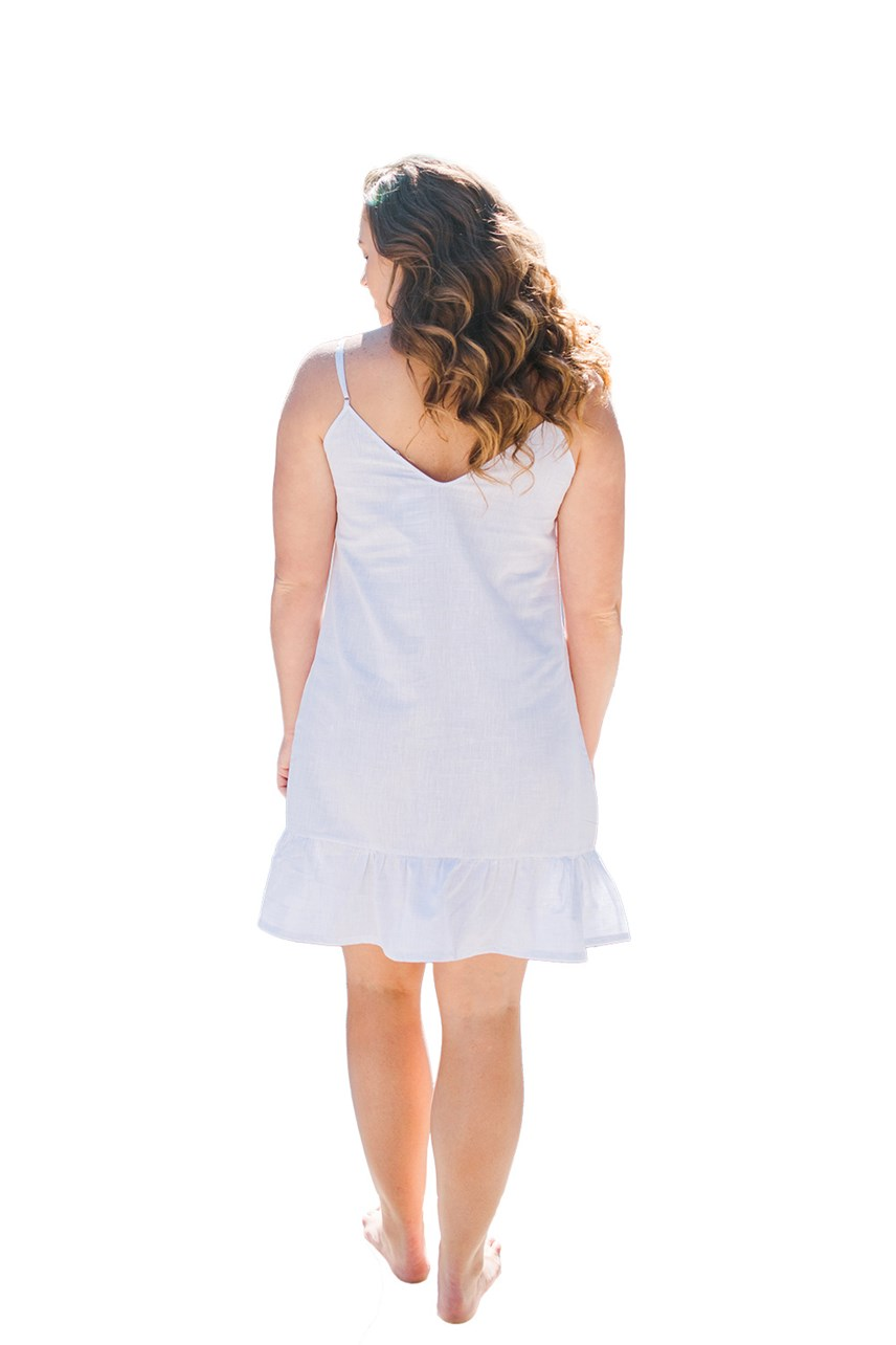 Blair Linen Nightie