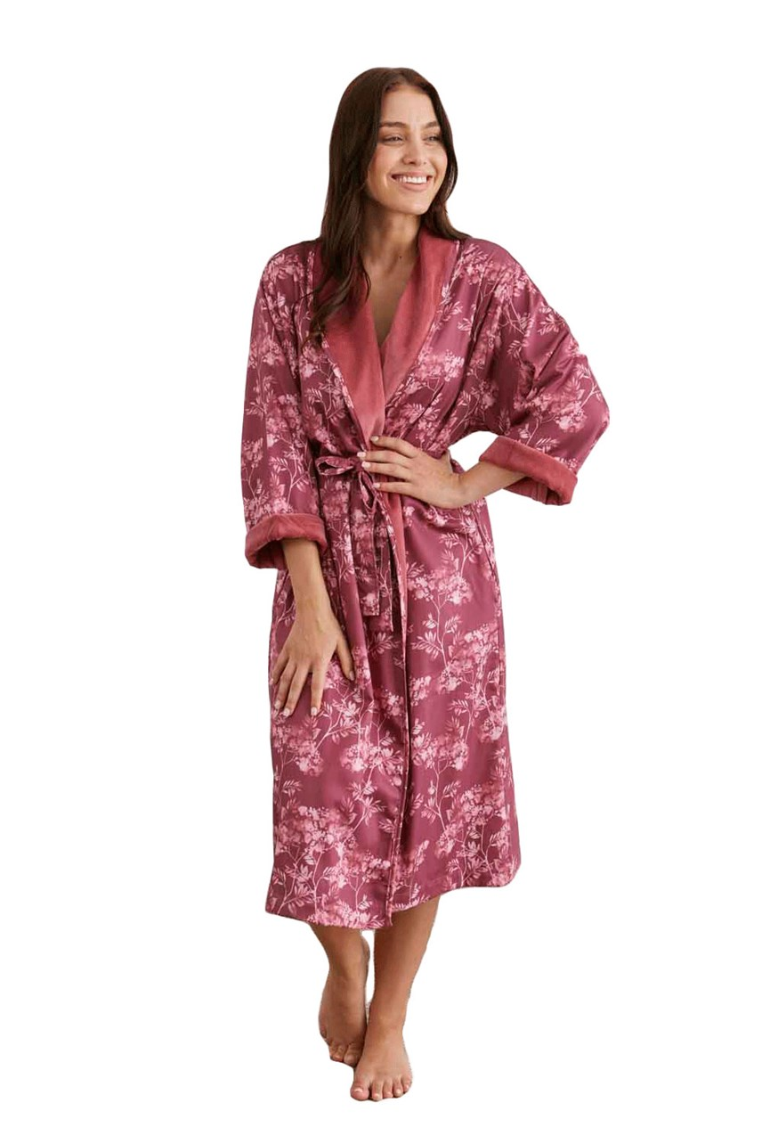 Honor Lined Robe