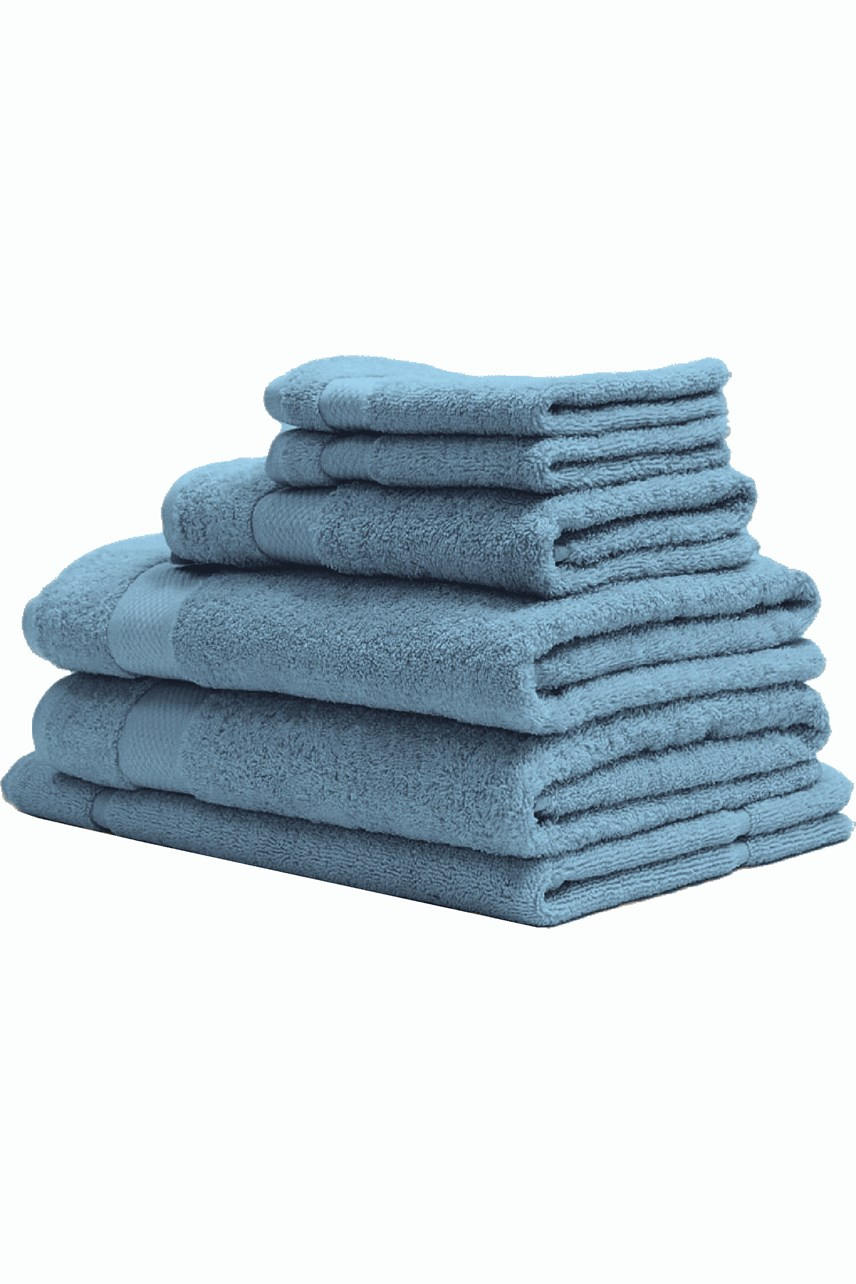 Turkish Aegean Towel Collection - Denim