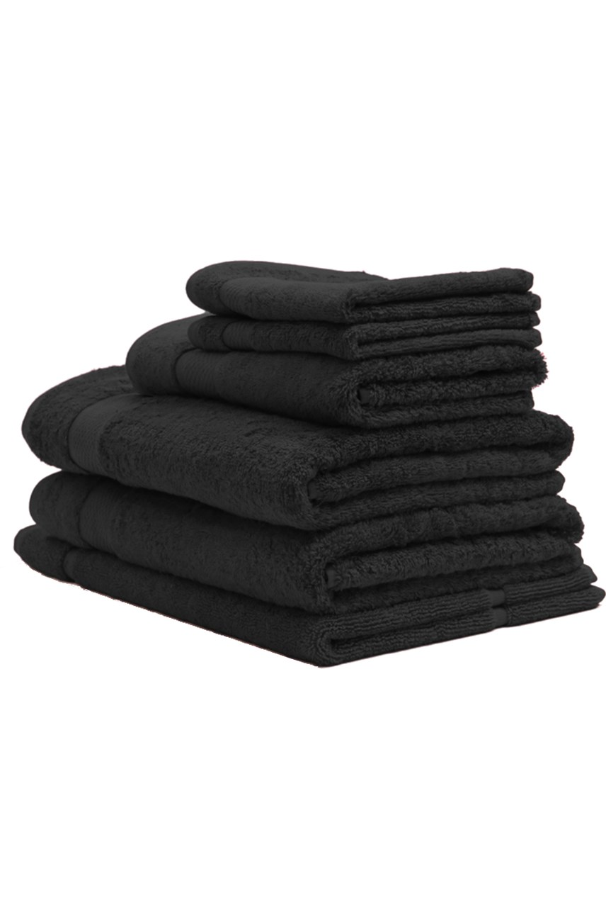 Turkish Aegean Towel Collection - Liquorice