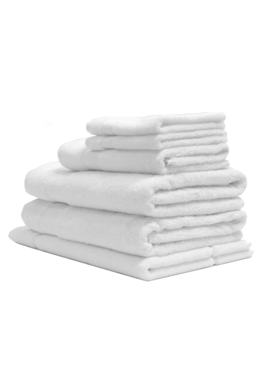 Turkish Aegean Towel Collection - White