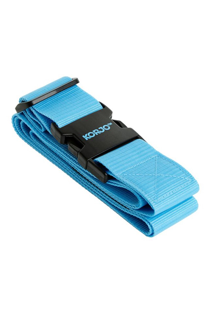 Luggage Strap - Blue