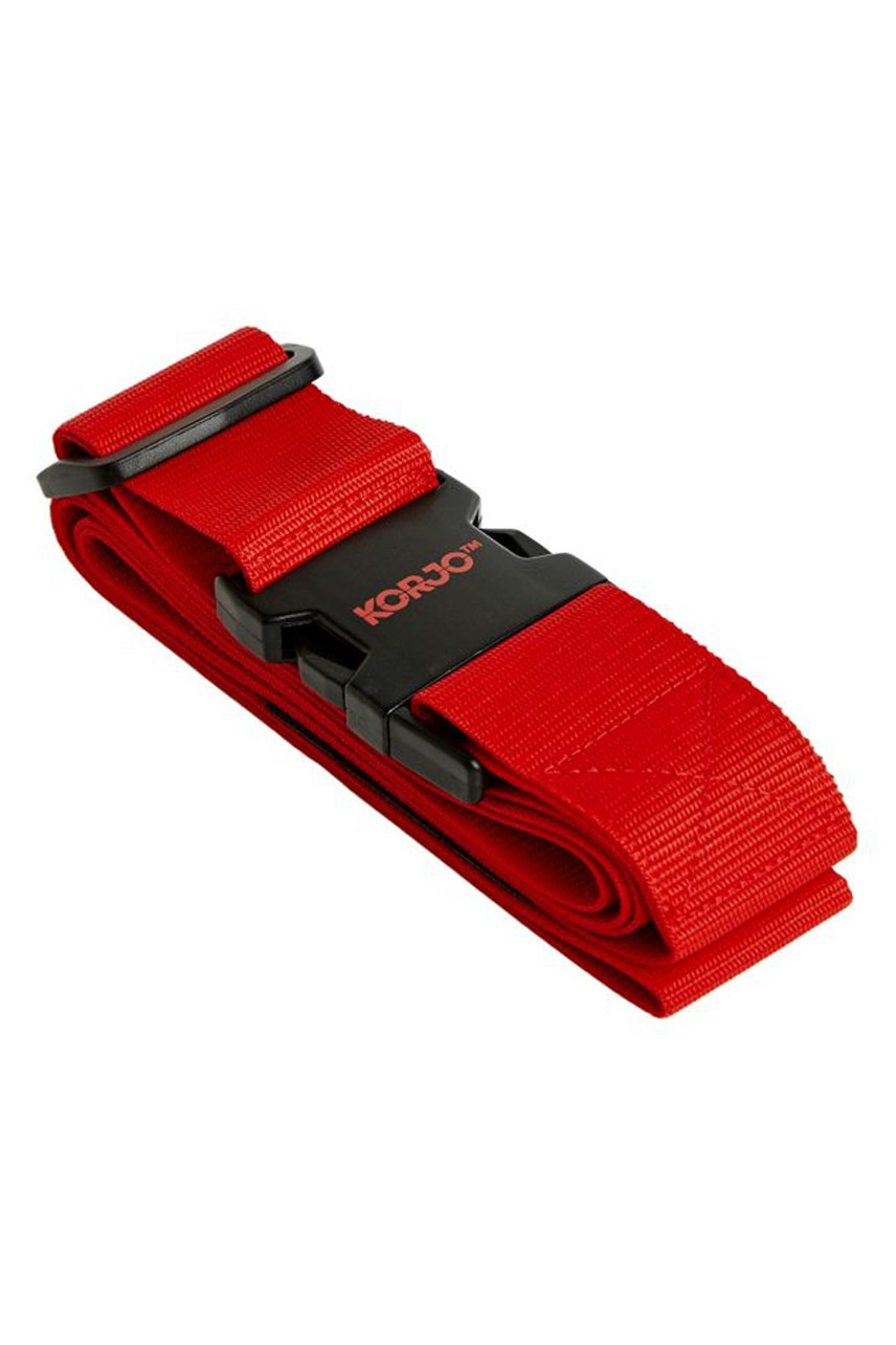 Luggage Strap - Red