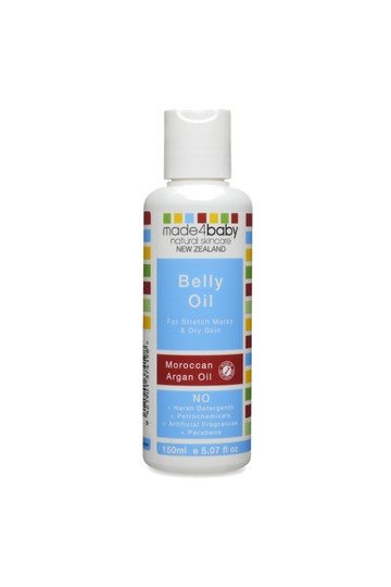 Belly Oil (Moroccan Argan Oil)