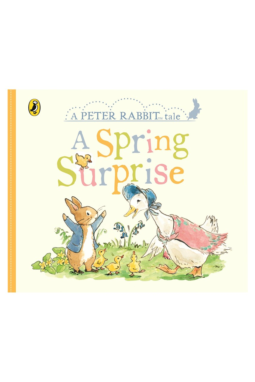 Peter Rabbit A Spring Surprise