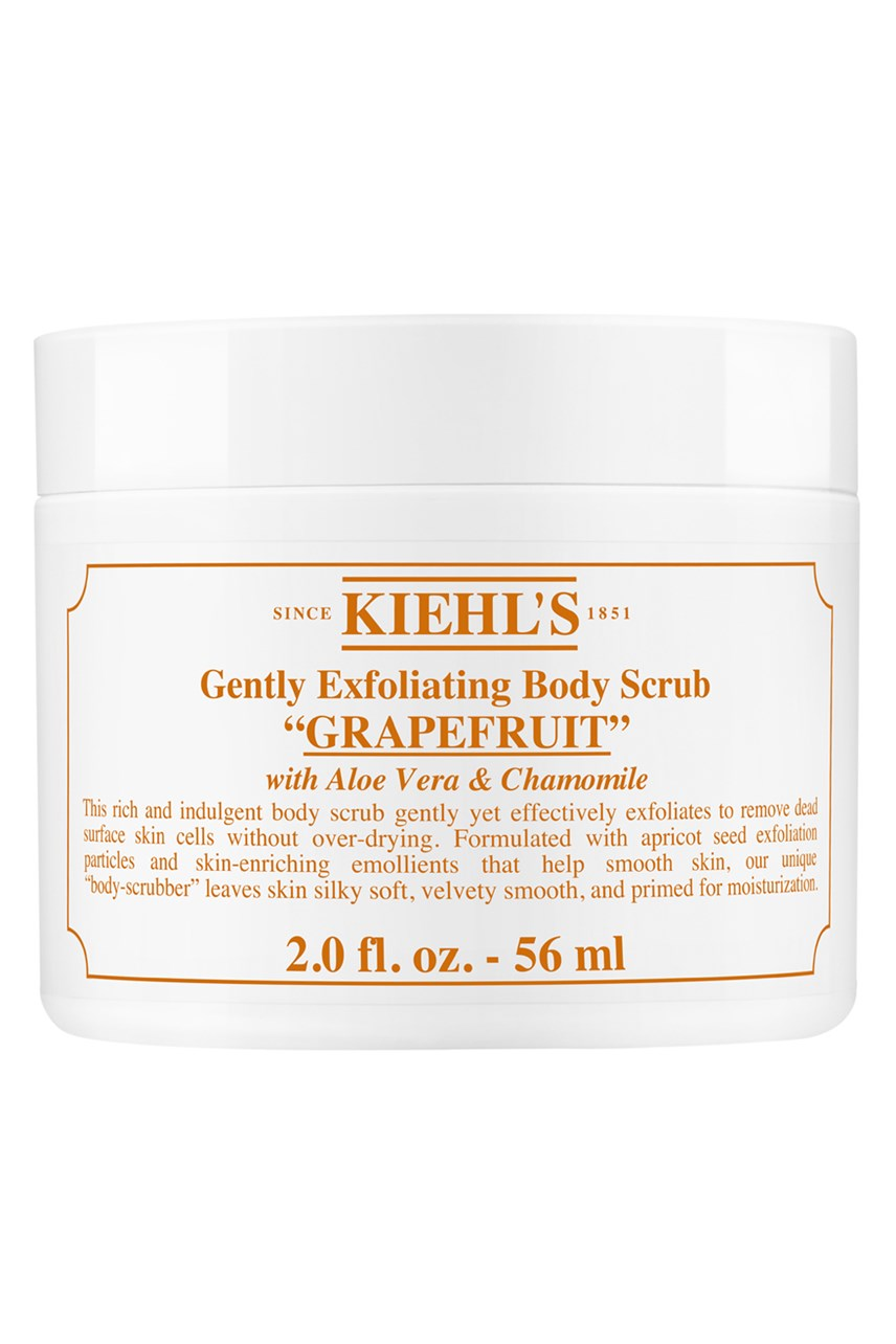 Limited Edition Grapefruit Body Scrub 2oz