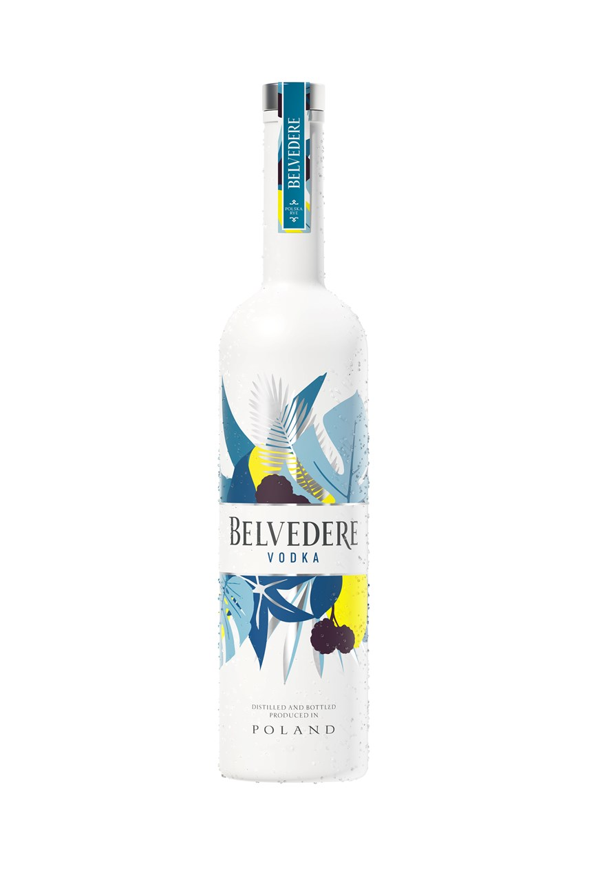 Belverdere Pure Summer Limited Edition 700ml