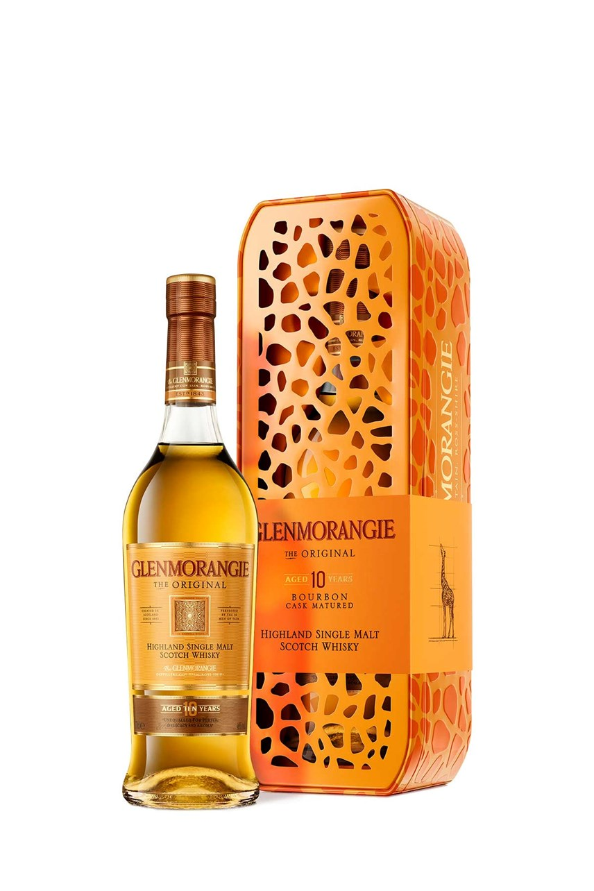 Glenmorangie Giraffe Tin 70ml