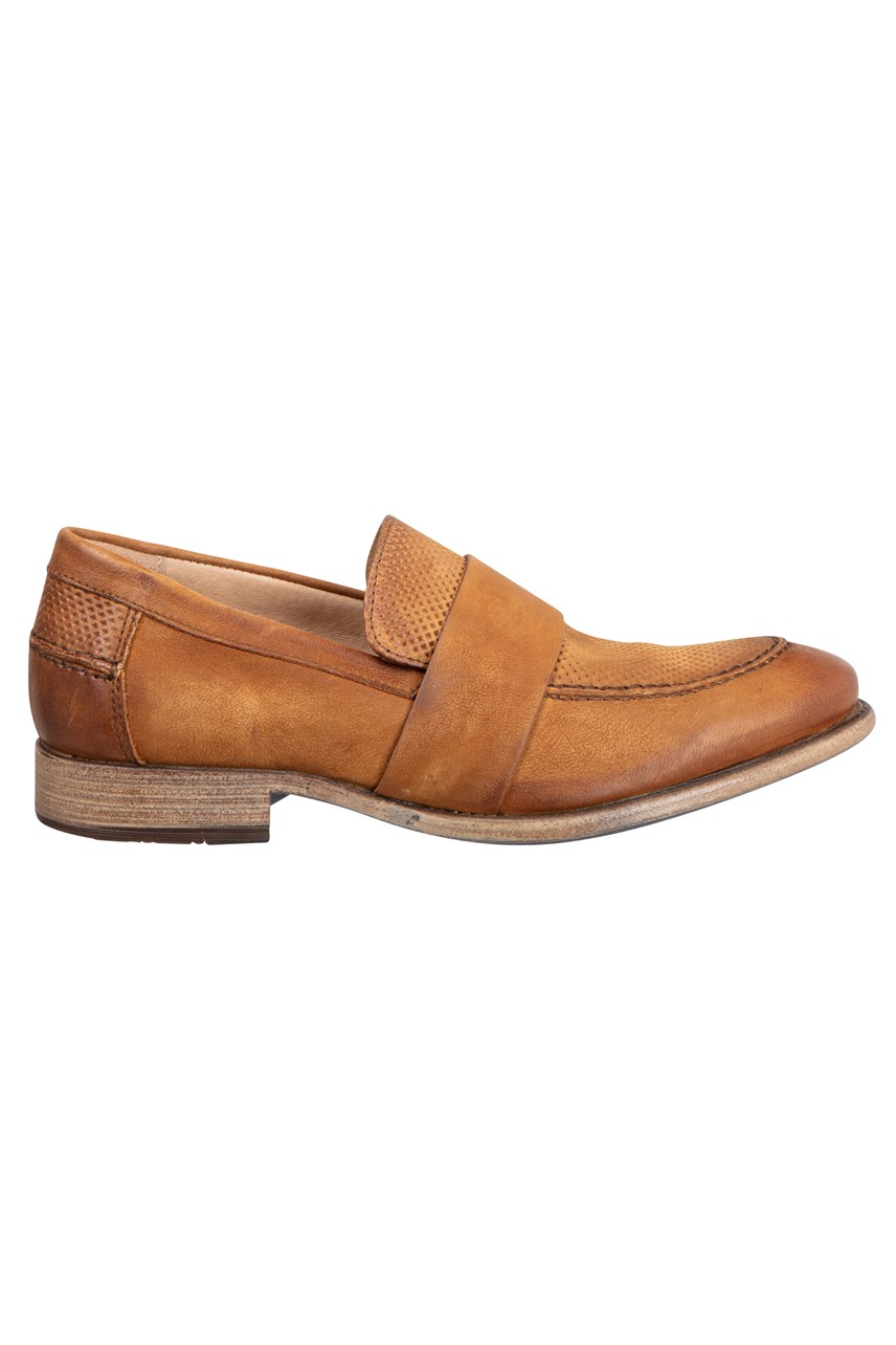 Slip On Leather Loafer