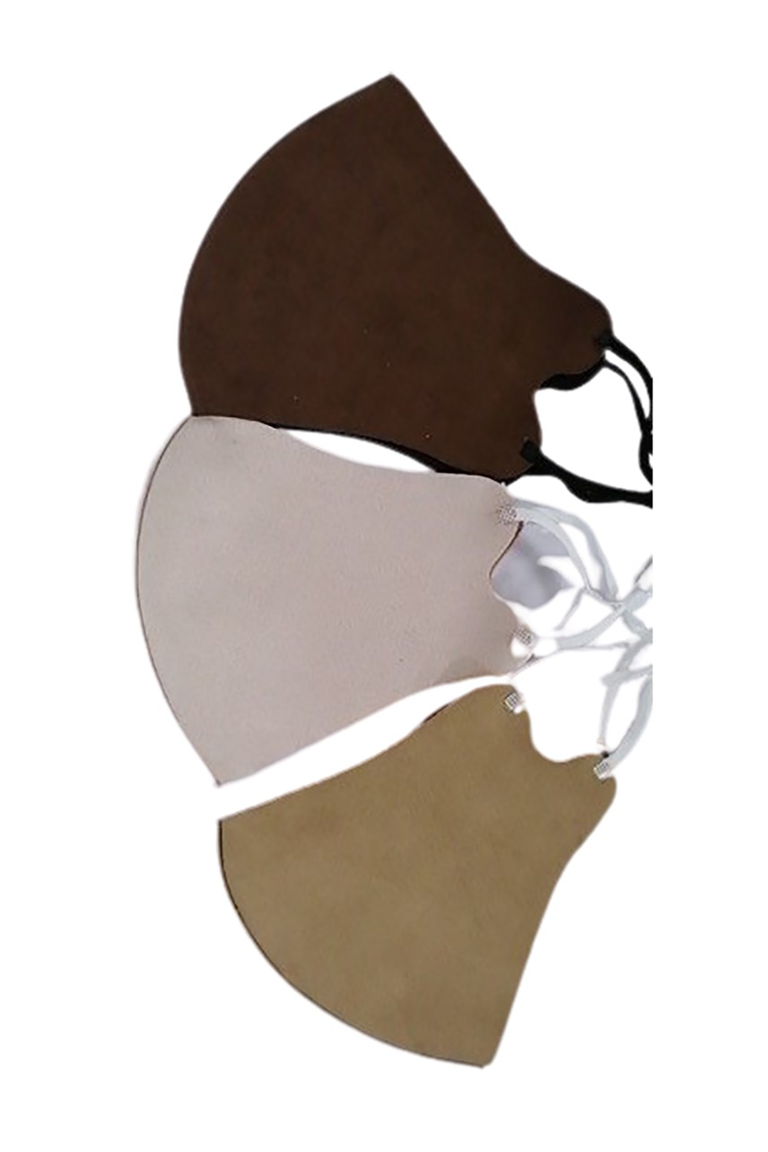 Assorted Masks - Pack of 3
