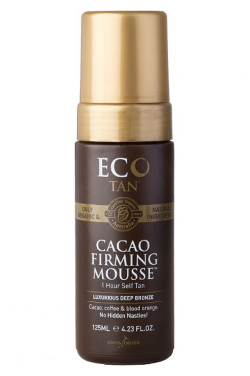 Cacao Firming Self Tanning Mousse