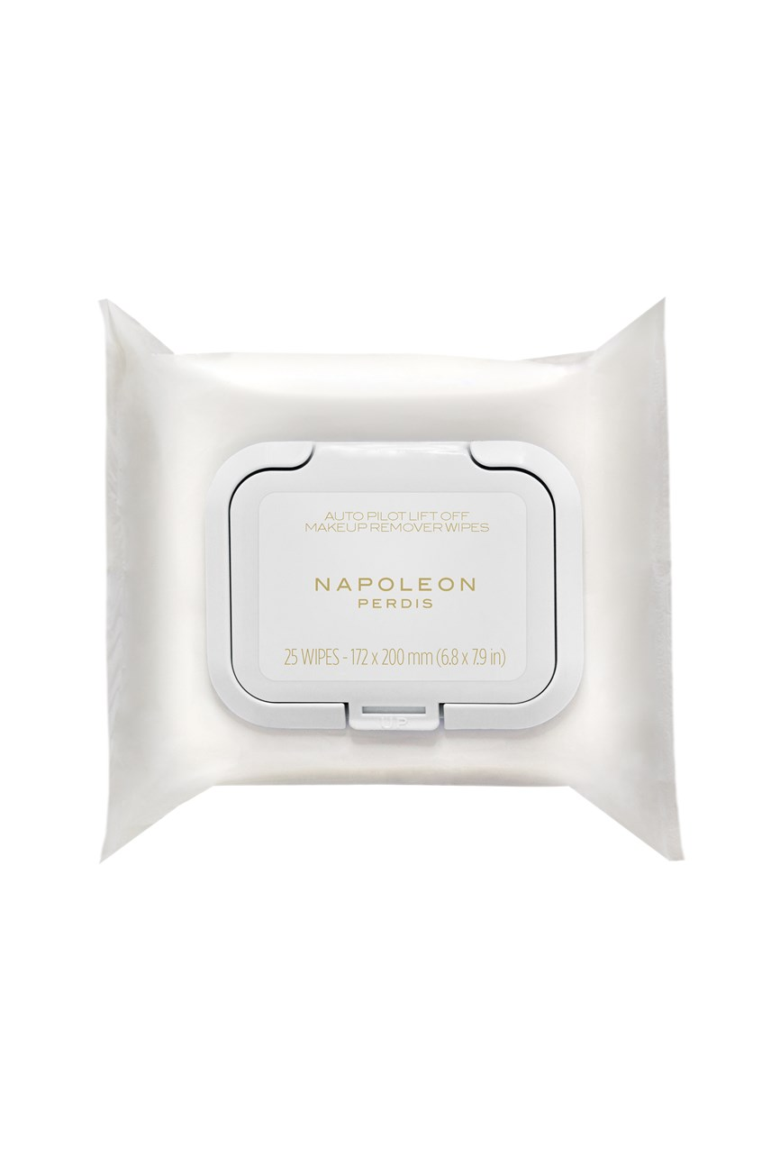 Lift Off Makeup Remover Wipes - 25 Pack