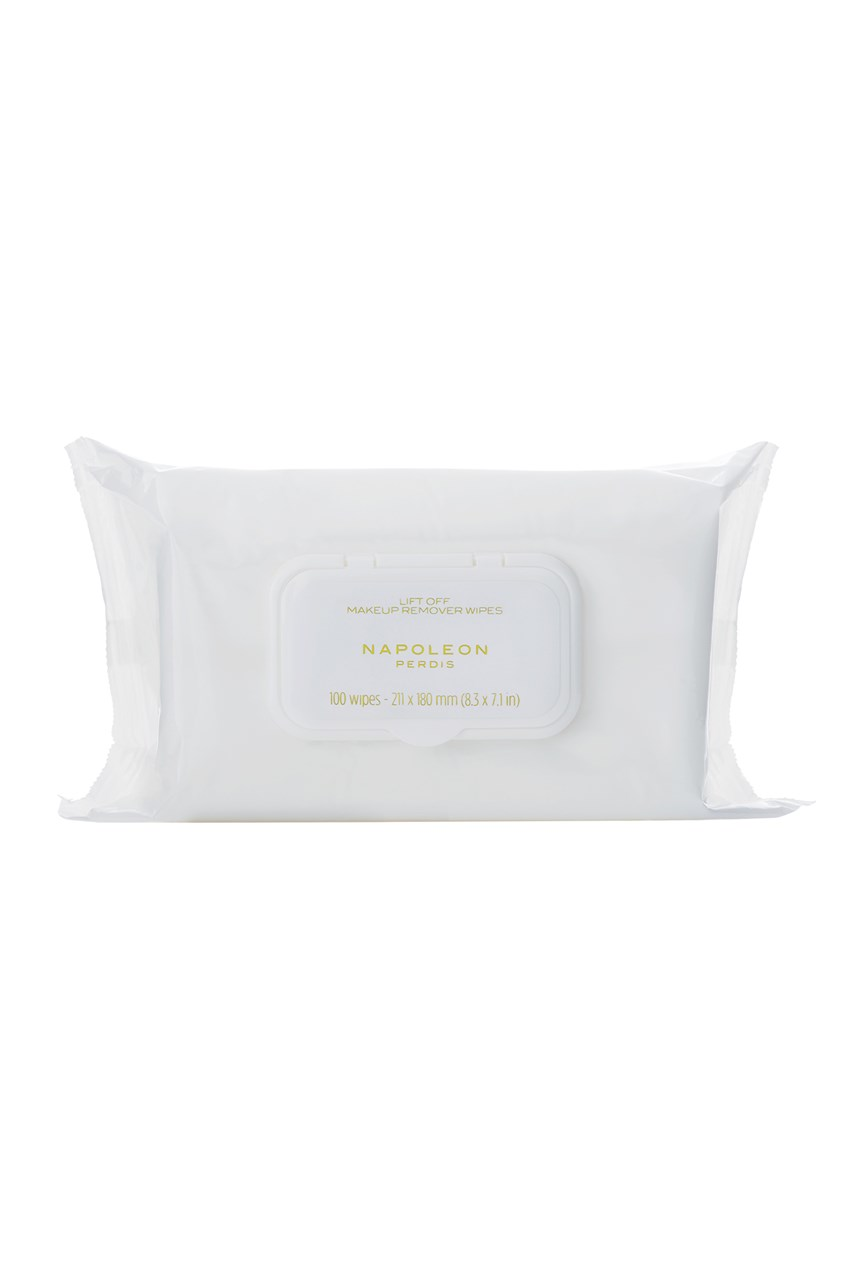 Lift Off Makeup Remover Wipes - 100 Pack