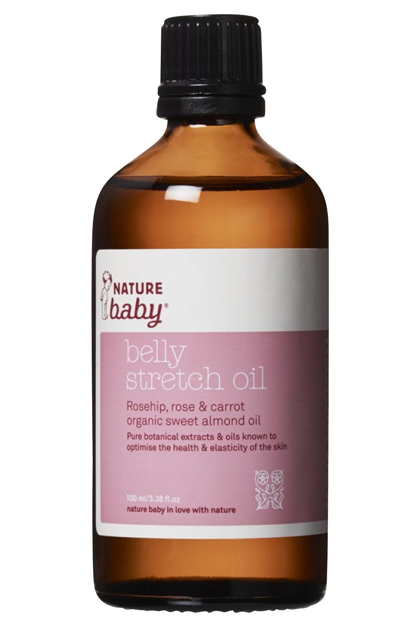 Belly Stretch Oil