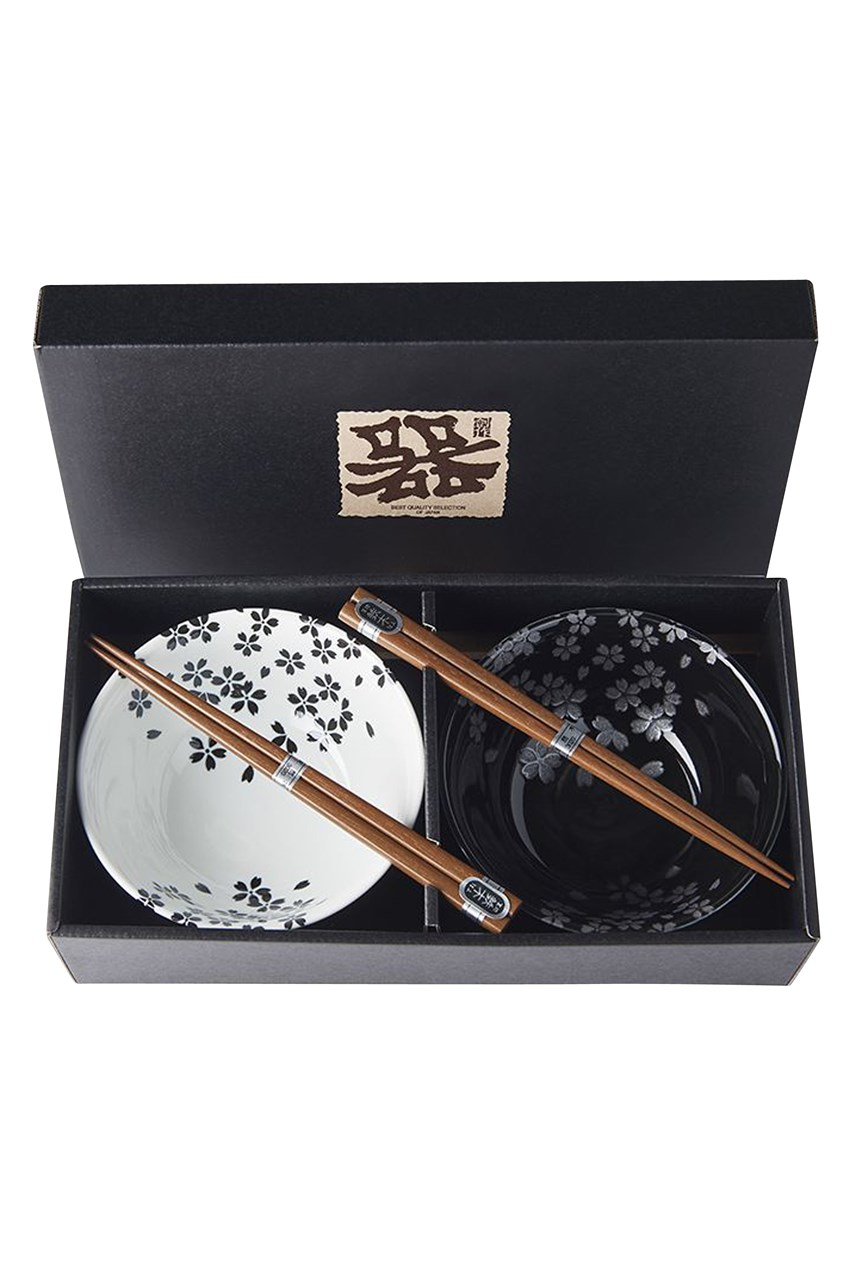 Sakura Bowl & Chopstick Boxed Set