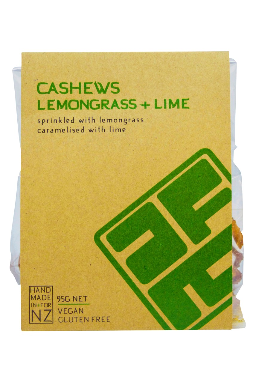 Lemongrass Lime Cashew Nuts